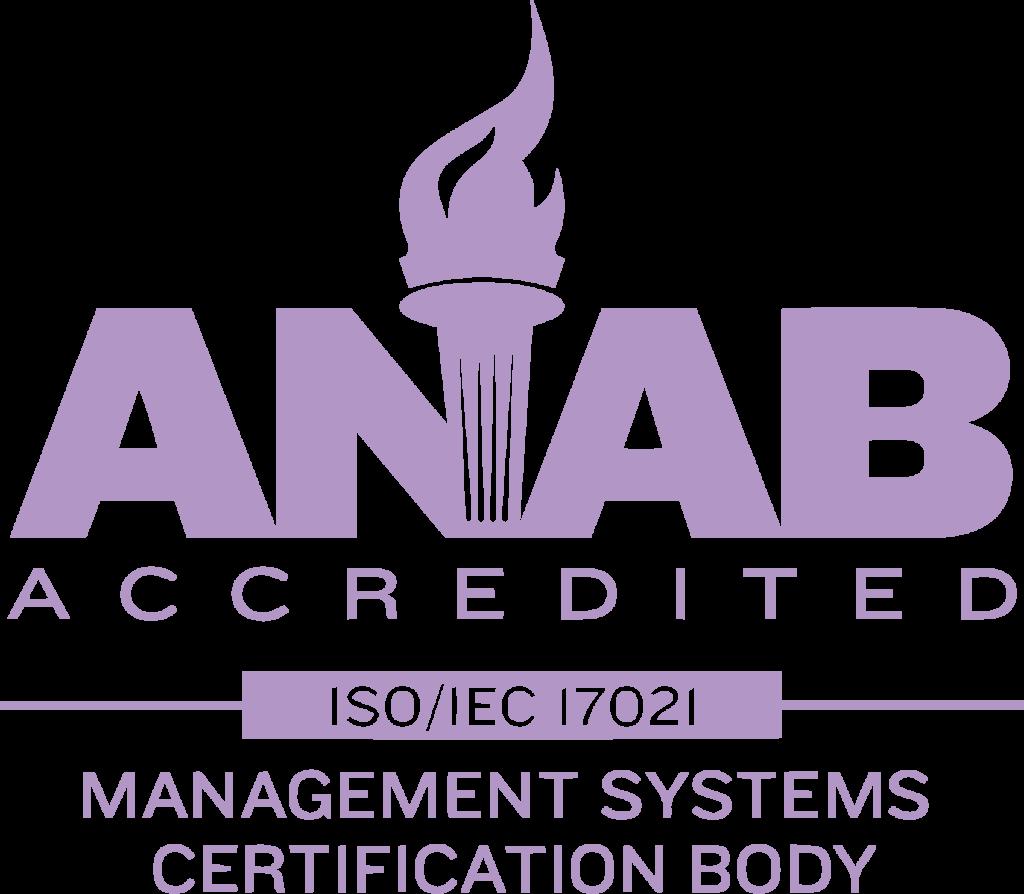 anab accredited badge
