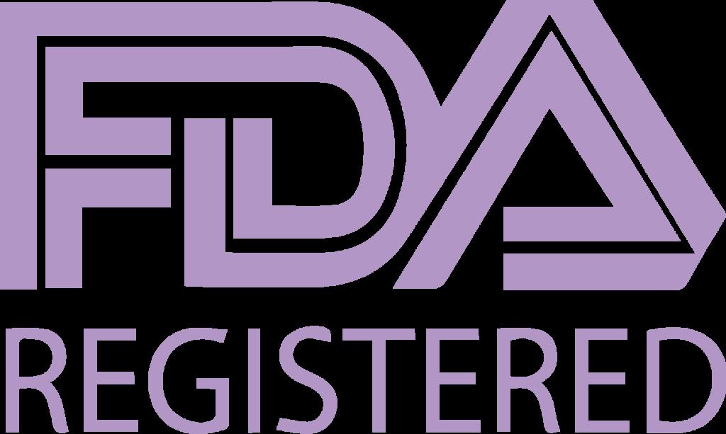 fda registered badge