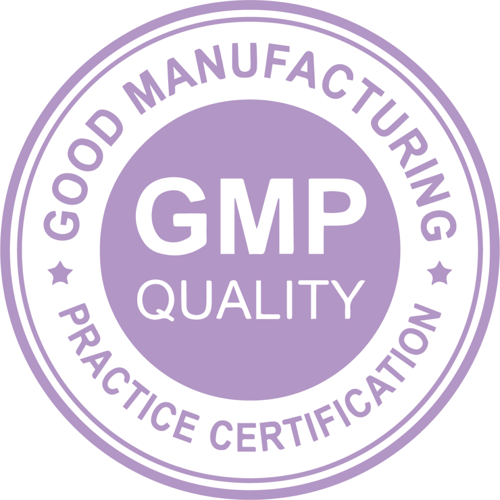 gmp quality good manufacturing practice certification