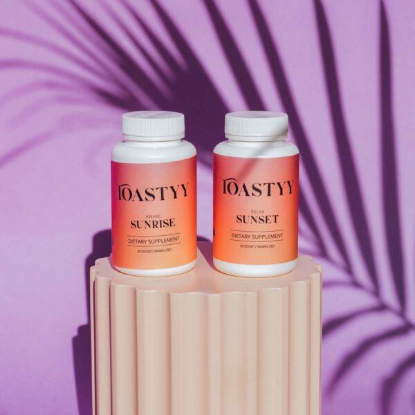 toastyy cbd supplements 900mg